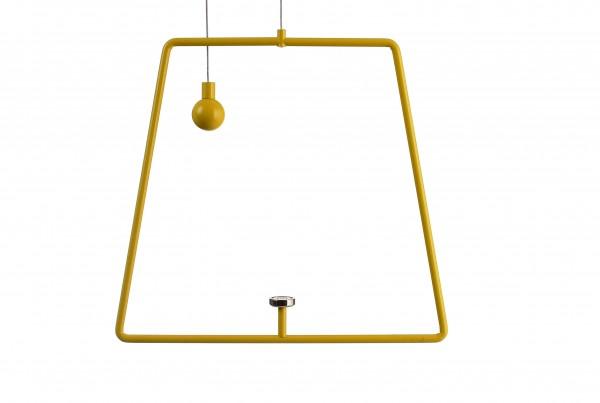 930629 Pendel für Magnetleuchte Miram Gelb