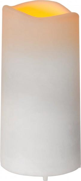 """Star Trading 062-34 LED-Kunststoff-Kerze """"Serene"""", flackernd, creme"""