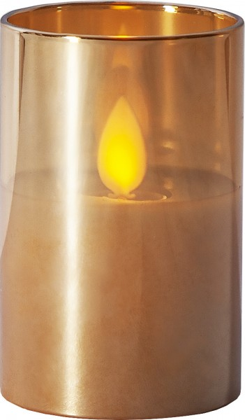 """063-23 LED-Windlicht """"M-Twinkle"""", bewegende Flamme"""