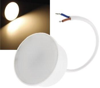 "ChiliTec LED-Modul ""Piatto W5"" warmweiß 120°, 2900K, 230V, 5W, 390lm, 50x24mm"