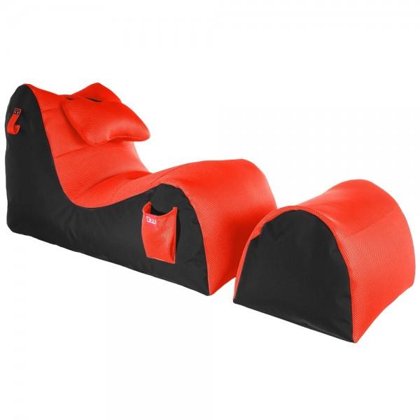 Relax Series RX Fire Sitzsack Set