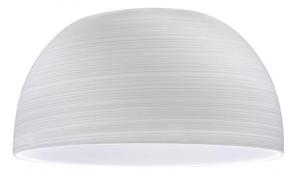 M6 Licht / Medium1-LED 70069 Glas opal gewischt, ø18x9,5cm, Bohrung ø5,7