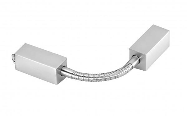 M6 Licht / HV-Track4 25170 Stromschienen - Verbinder nickel matt