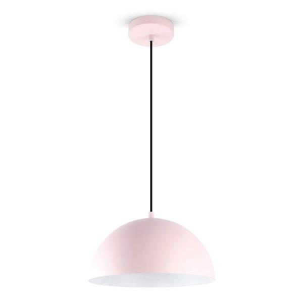 "LED Universum 24302 Pendelleuchte ""Jada"" rosa"