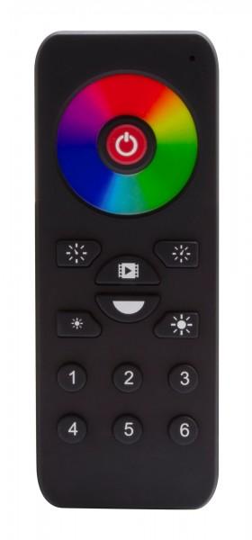 6 Zonen Funkfernbedienung für RGB und RGBW LED Streifen