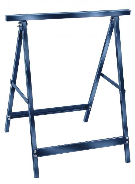 Brennenstuhl Stahl-Arbeitsbock MB 110 (Unterstellbock zusammenklappbar, schlag- und kratzfeste Kunst