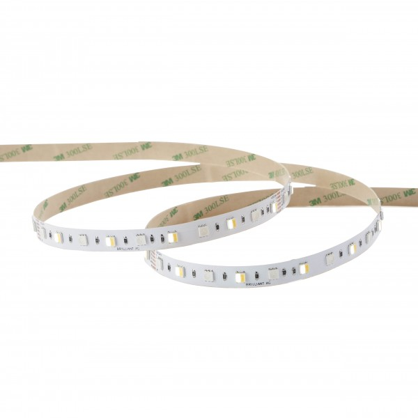 Brilliant G96812/05 Light Strip WiZ LED-Streifen 5m Metall/Kunststoff