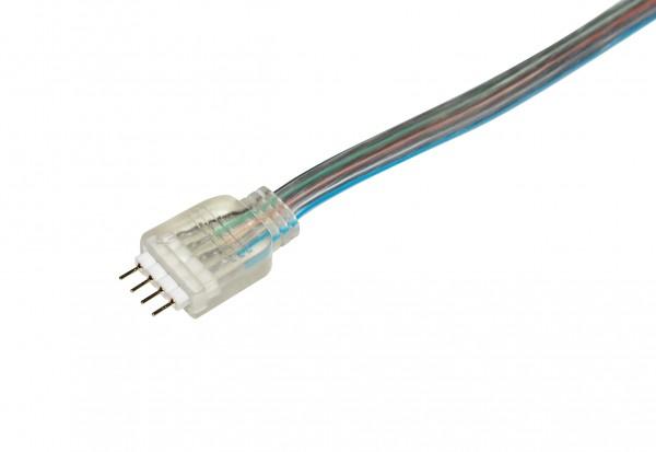 RGB 4 Pol Erweiterungskabel mit Steckverbindungen