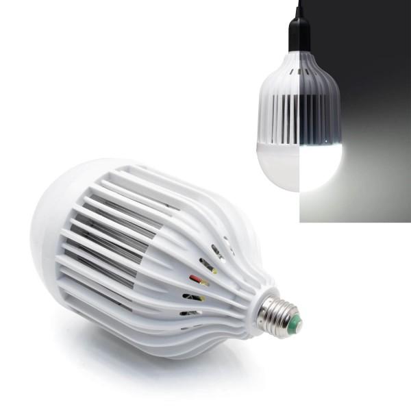 LED Birne E27 - 60W entspricht 400W Glühbirne