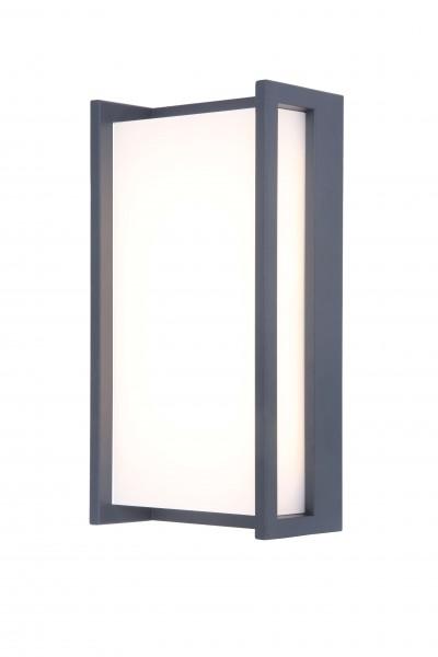ECO-LIGHT 5193001118 LED Außenwandleuchte Qubo, anthrazit